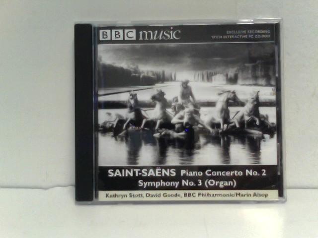 Saint - Saens - Piano Concerto No. 2 / Symphony No. 3 ( Organ )