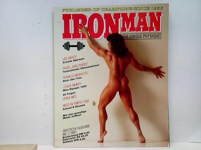 Ironman Magazin Nr. 2 1991