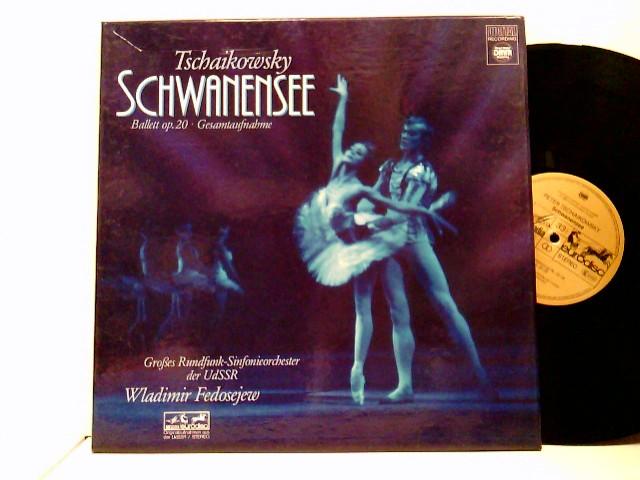 Großes Rundfunk-Sinfonieorchester Der UdSSR*, Wladimir Fedosejew* – Schwanensee, Ballett Op. 20 - Gesamtaufnhahme