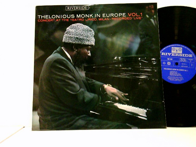Thelonious Monk In Europe Vol. 1