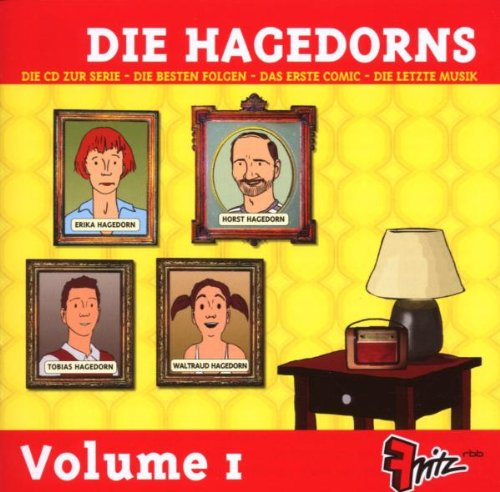Hagedorns, die: Die Hagedorns-Vol.1