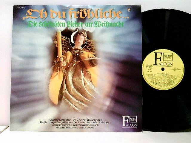 """Der Chor Von St. Margarethen, Die Naumburger Sängerknaben, Der Knabenchor von St. Nicolai, Wien - """"Oh Du Fröhliche..."""" - Die Schönsten Lieder Zur Weihnacht"""