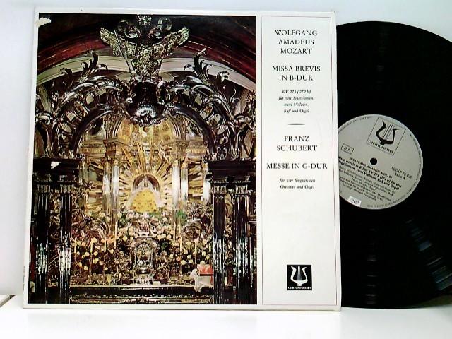 Missa Brevis In B-Dur / Messe In G-Dur
