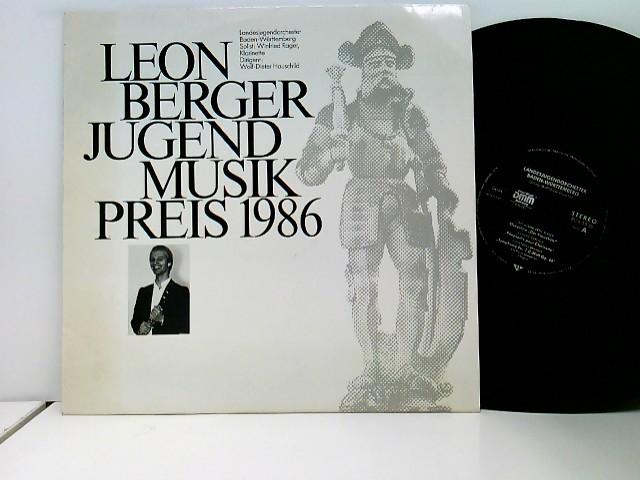 Landesjugendorchester Baden-Württemberg - Leonberger Jugendmusikpreis 1986