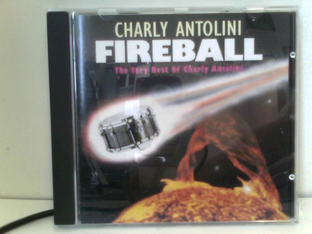 Fireball - The Very Best of Charly Antolini