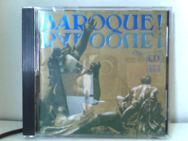 Baroque ! - A Collection of Baroque Gems from the Delos Catalog / Vivaldi, Bach, Purcell u. a.