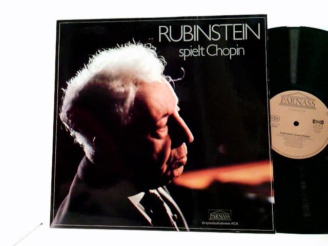 Spielt Chopin* – Rubinstein Spielt Chopin