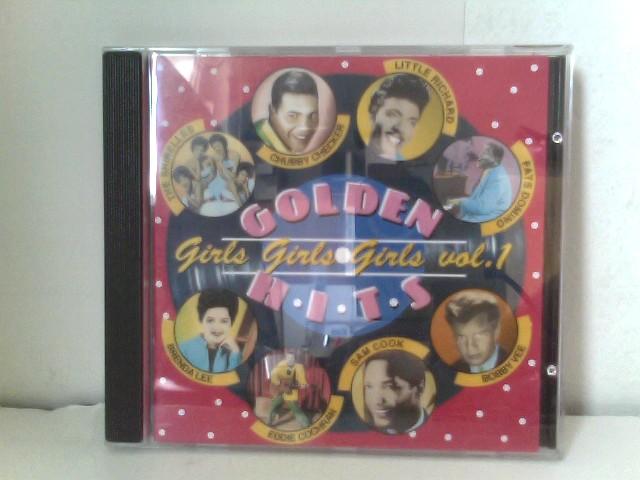 Girls, Girls, Girls Vol. 1 - Golden Hits