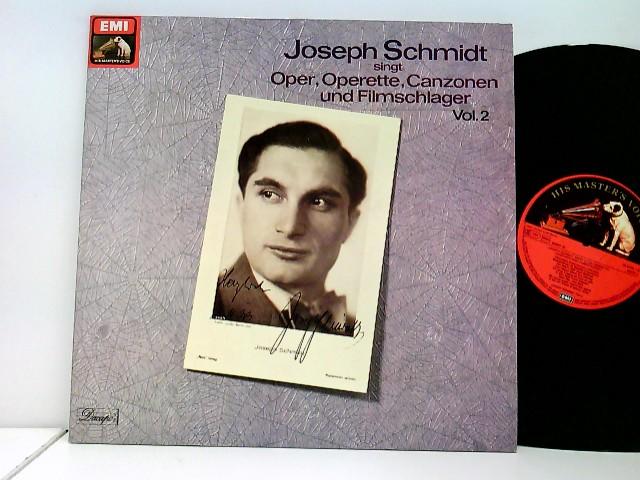 Singt Oper, Operette, Canzonen Und Filmschlager Vol.2