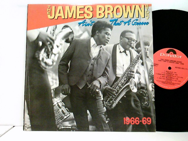 The James Brown Story (Ain