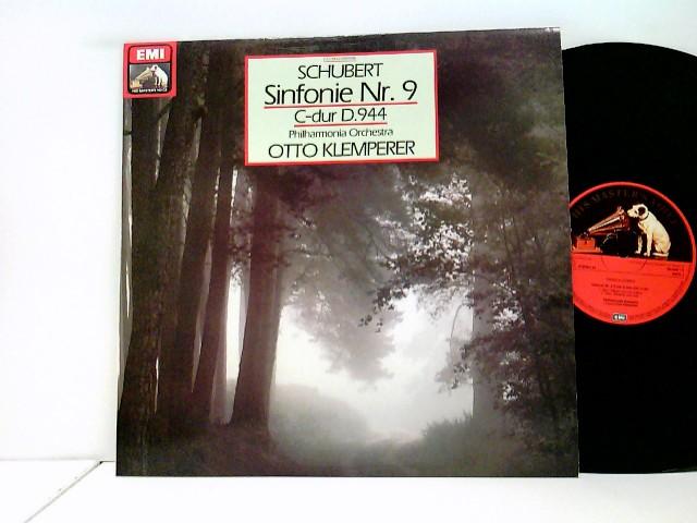 Schubert, Franz: Schubert Symphony No. 9