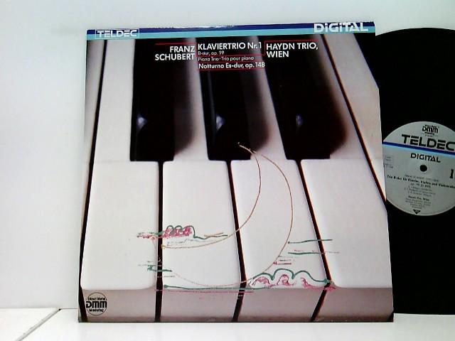 Schubert, Franz: Haydn-Trio, Wien – Franz Schubert Klaviertrio Nr.1