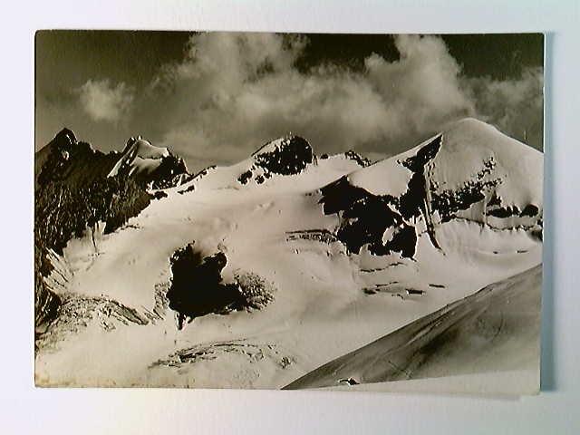 Rifugio Pirovano allo Stelvio m. 3050, Scuola Estiva di Sci, AK, gelaufen 1956