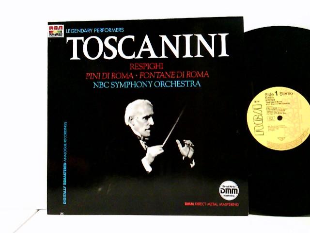 NBC Symphony Orchestra – Pini Di Roma /Fontane Di Roma - Carnegie hall