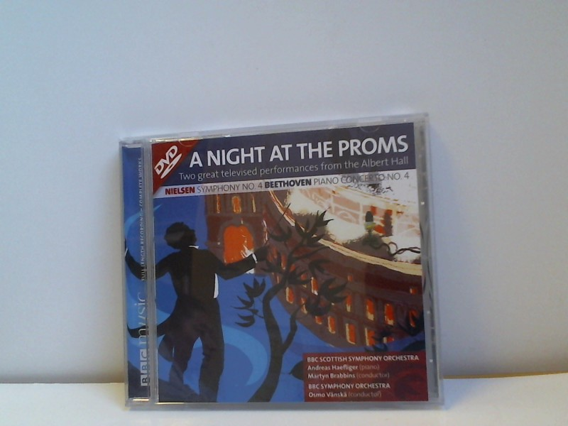 A Night at the Proms - Carl Nielsen - Symphony No. 4 / Ludwig van Beethoven - Piano Concerto No. 4