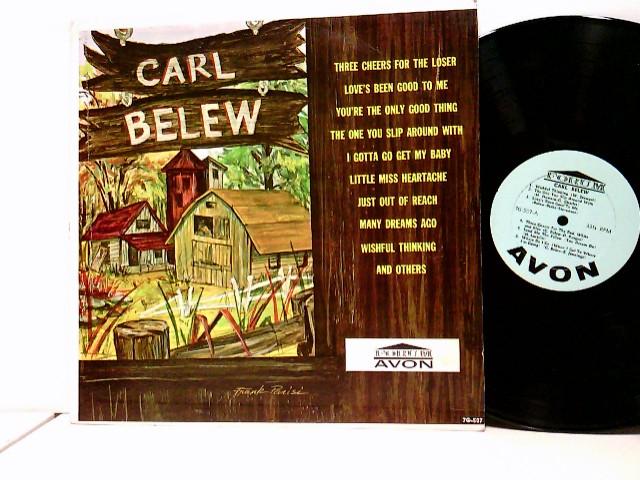 Belew, Carl: Carl Belew