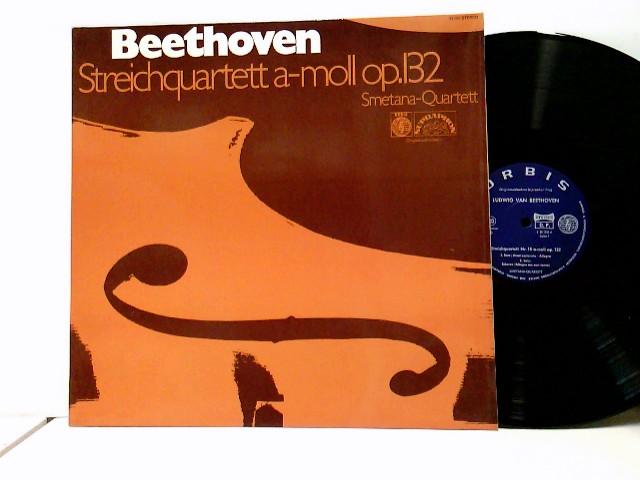 van Beethoven, Ludwig: Smetana-Quartet – Streichquartett A-Moll Op.132