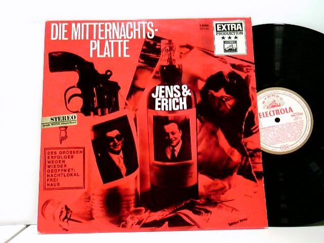 Jens & Erich: Die Mitternachtsplatte