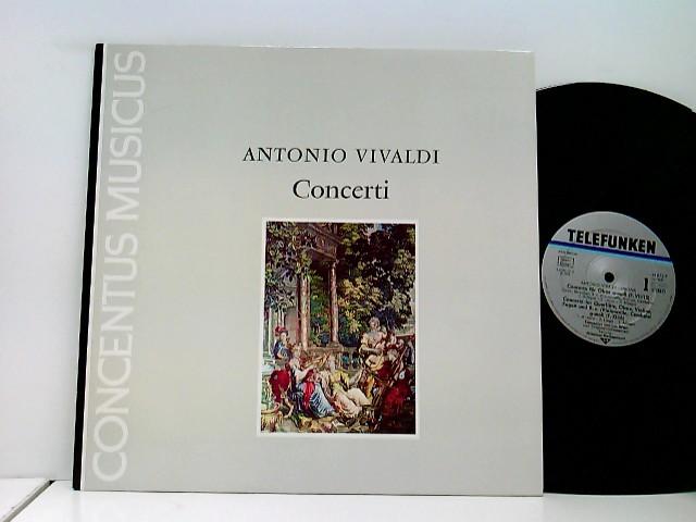 Concentus Musicus Wien, Nikolaus Harnoncourt – Concerti