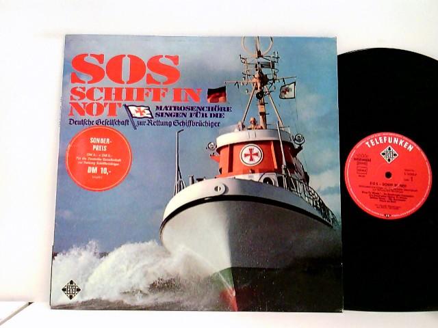 Matrosenchöre: SOS - Schiff In Not