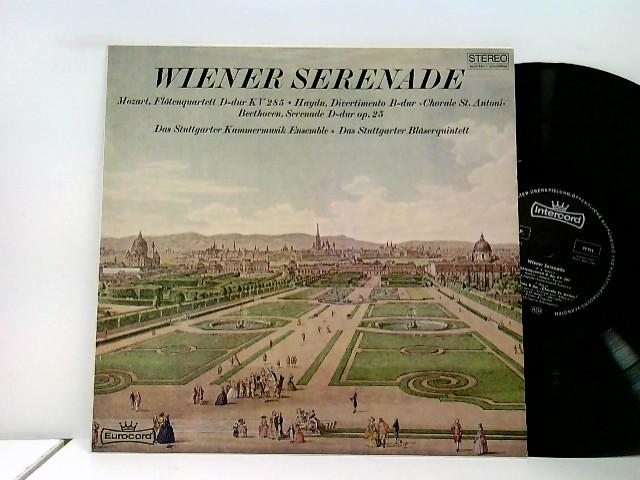 Das Stuttgarter Kammermusik-Ensemble: Stuttgarter Bläserquintett – Wiener Serenade