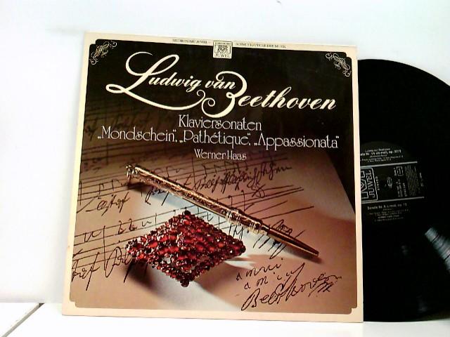 Werner Haas – Mondschein-Sonate - Pathétique - Appassionata