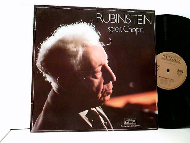 Rubinstein Spielt Chopin