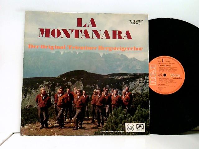 Der Original Trientiner Bergsteigerchor: La Montanara