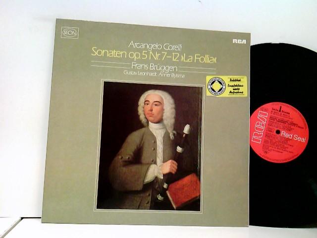 Frans Brüggen, Gustav Leonhardt, Anner Bylsma – Sonaten Op.5 Nr.7-12