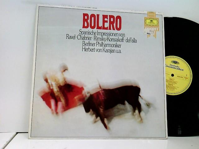 Bolero (Spanische Impressionen)