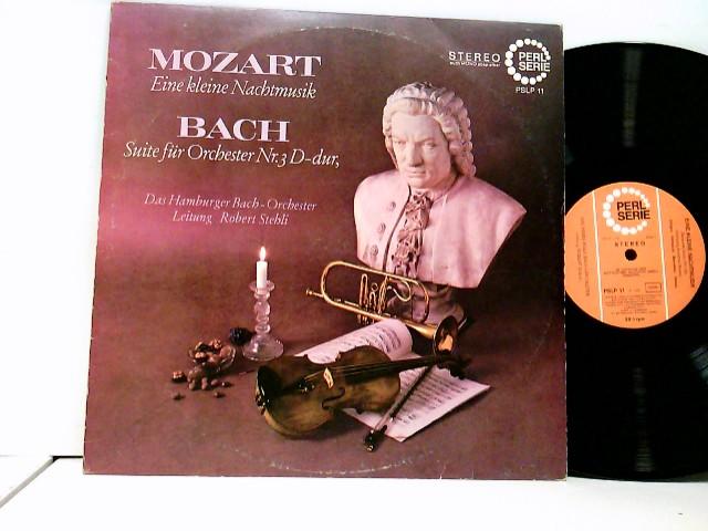 Das Hamburger Bach-Orchester*, Robert Stehli – Eine kleine Nachtmusik - Suite für Orchester Nr. 3 D-dur