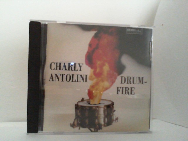 "Charly Antolini  "" Drumfire """