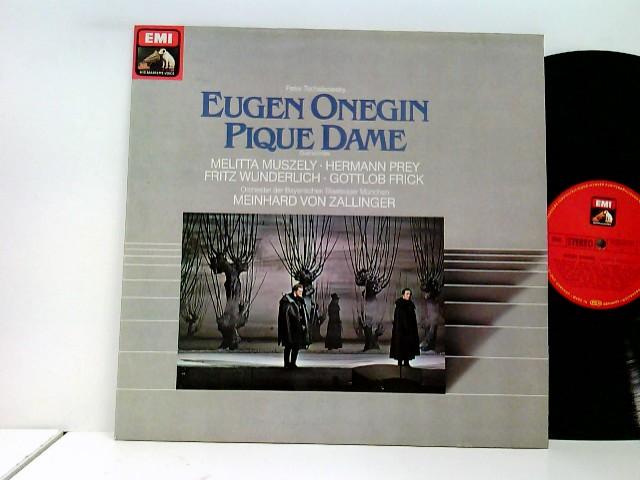 Eugen Onegin / Pique Dame (Querschnitte)
