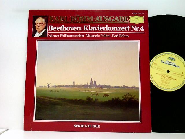 Maurizio Pollini · Karl Böhm – Wiener Philharmoniker · Vienna Philharmonic – Klavierkonzert Nr.4