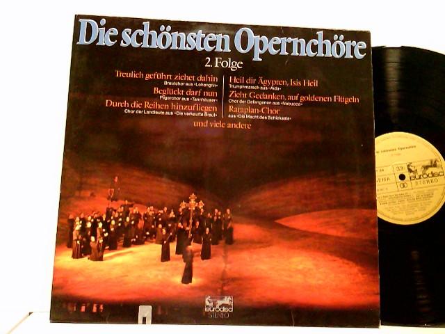 Die Schönsten Opernchöre - 2.Folge