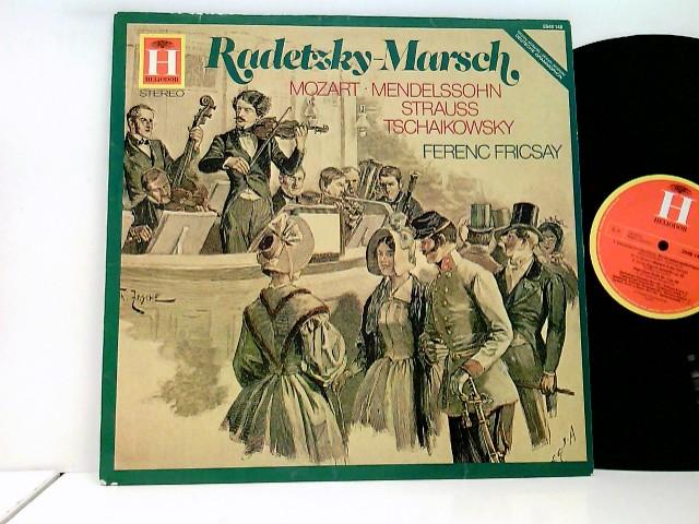 Tschaikowsky, Fricsay - Radetsky March