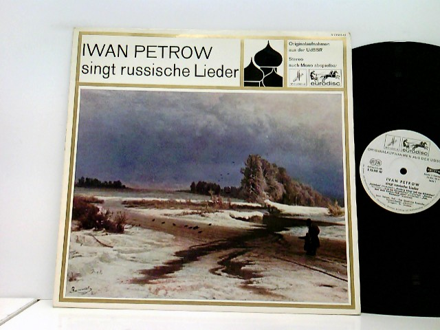 Petrow, Iwan: Singt Russische Lieder