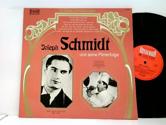 Schmidt, Joseph: Und Seine Filmerfolge