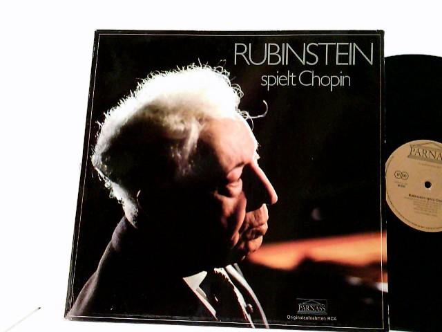 Chopin, Frédéric: Rubinstein – Rubinstein Spielt Chopin