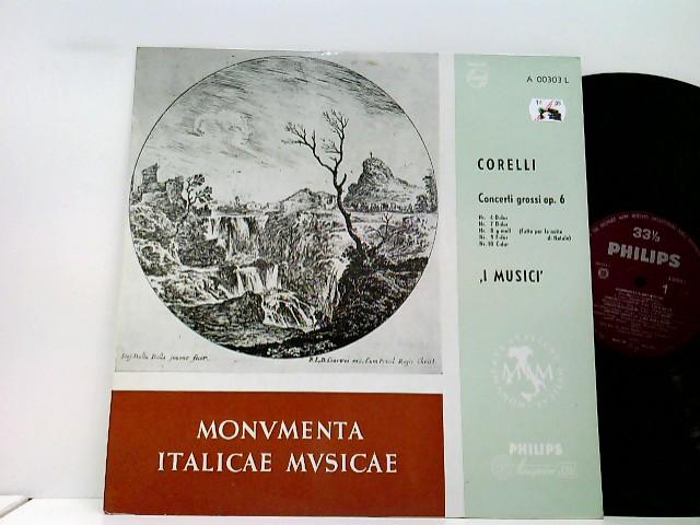 Corelli, Arcangelo: I Musici – Concerti Grossi Op. 6