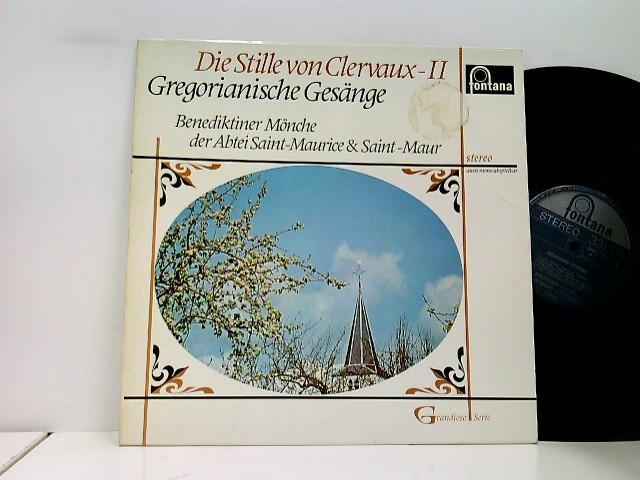 Die Stille Von Clervaux - II - Gregorianische Gesänge