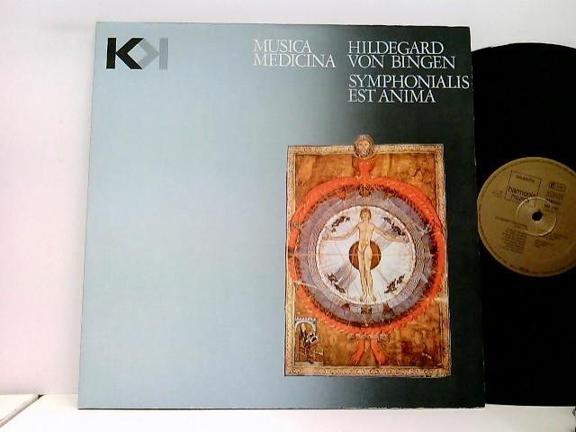 von Bingen, Hildegard: Musica Medicina: Symphonialis Est Anima