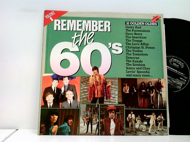 Various: Remember The 60's - Volume 1