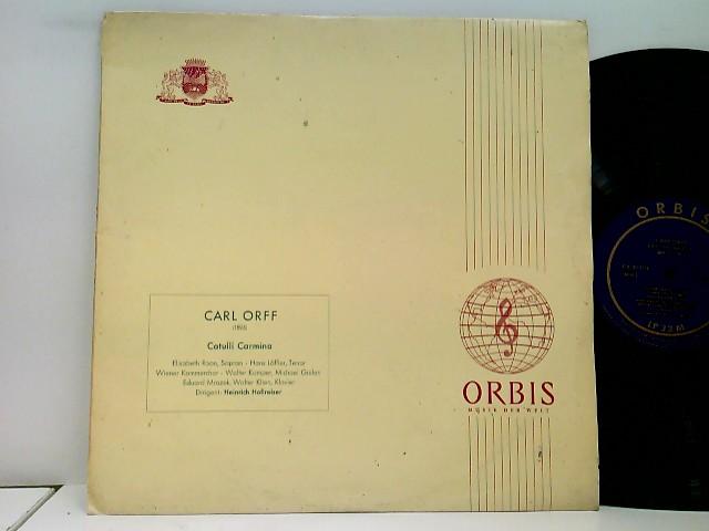 Vienna Chamber Choir*, Heinrich Hollreiser – Catulli Carmina