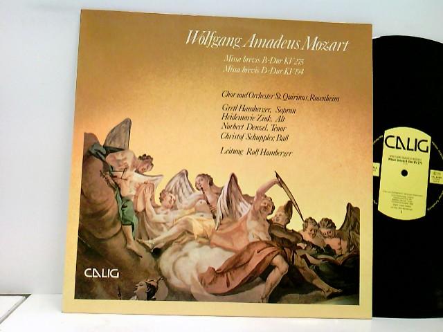 Missa Brevis B-Dur KV 275, D-Dur KV 194