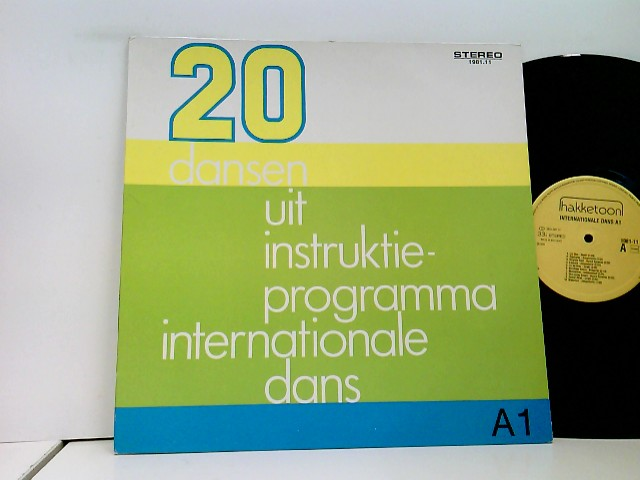 20 Dansen Uit Instruktieprogramma Internationale Dans A1