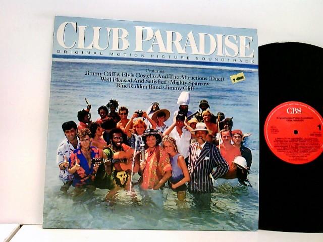 Club Paradise - Original Motion Picture Soundtrack