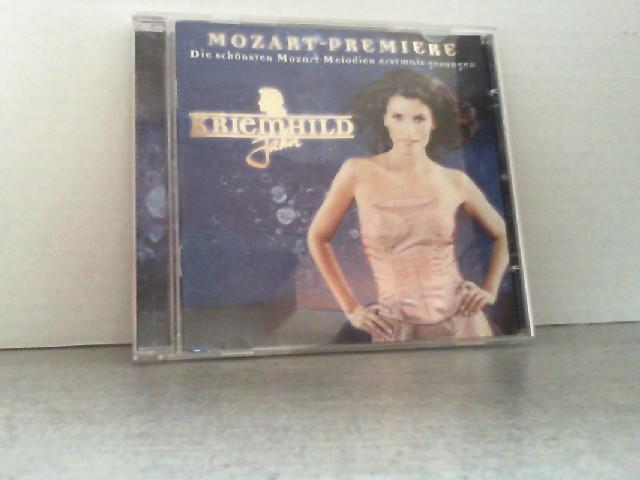 """Die schönsten Mozart-Melodien erstmals gesungen  """" MOZART PREMIERE  """""""
