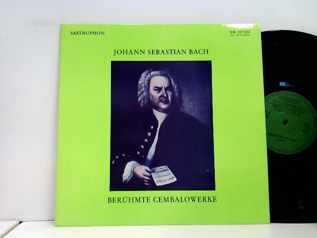 Bach, Johann Sebastian: Berühmte Cembalowerke