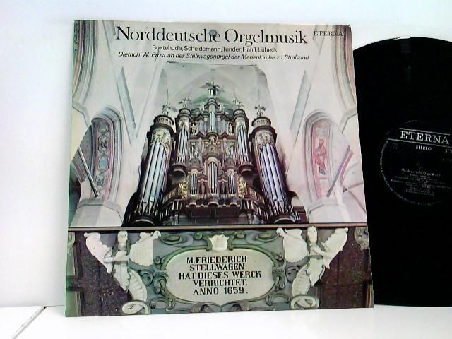 Buxtehude* / Scheidemann* / Tunder* / Hanff* / Lübeck* – Norddeutsche Orgelmusik